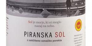 Piranská mořská sůl